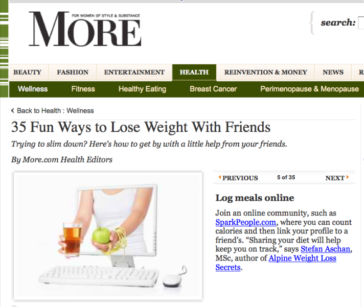 More Ways to Lose Weight With Friends
