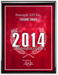 Strength123 Award